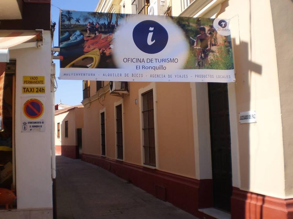 Turismo el ronquillo for Oficina de turismo sintra