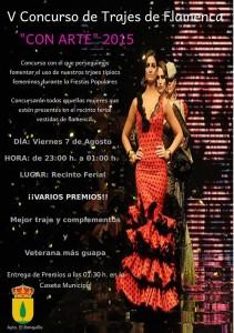 Concurso Flamencas