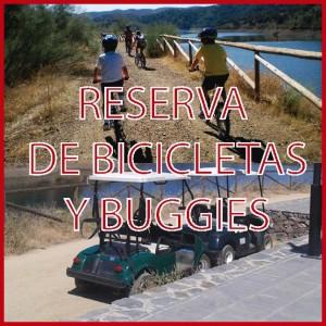 Reserva de Bicis y Buggies